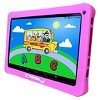 "LINSAY 10.1"" Kids Funny Tablet Quad Core Bundle with Pink Kids Defender Case 16GB - image 3 of 3"
