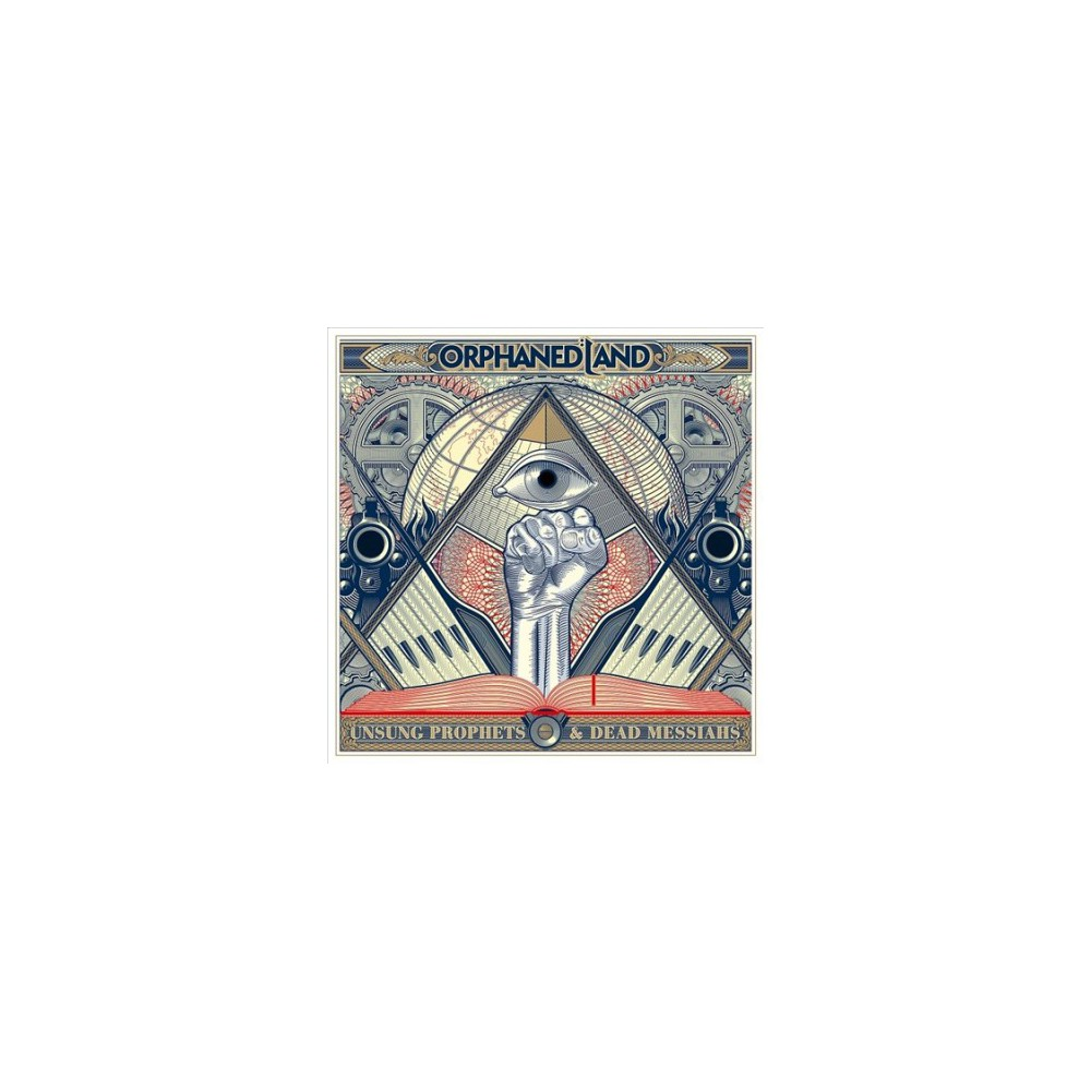 Orphaned Land - Unsung Prophets And Dead Messiahs (CD)