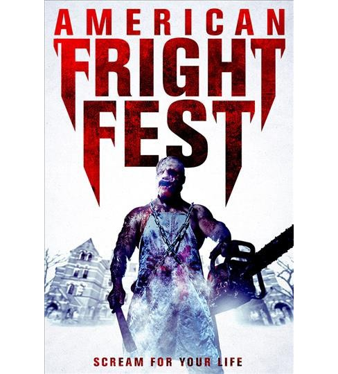 American Fright Fest (DVD) - image 1 of 1