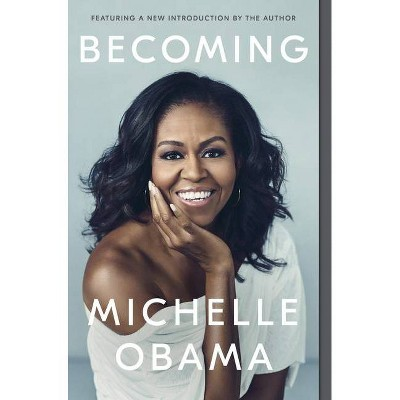Becoming - by Michelle Obama (Paperback)