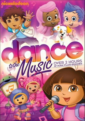 Nickelodeon Favorites: Dance to the Music! (DVD)