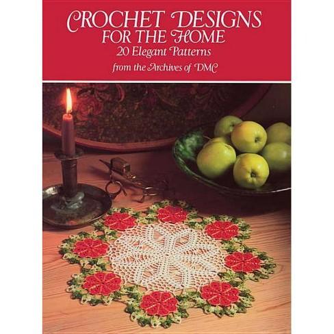 Filet Table Runners  ~ Soft Cover Crochet Book  ~ BRAND NEW