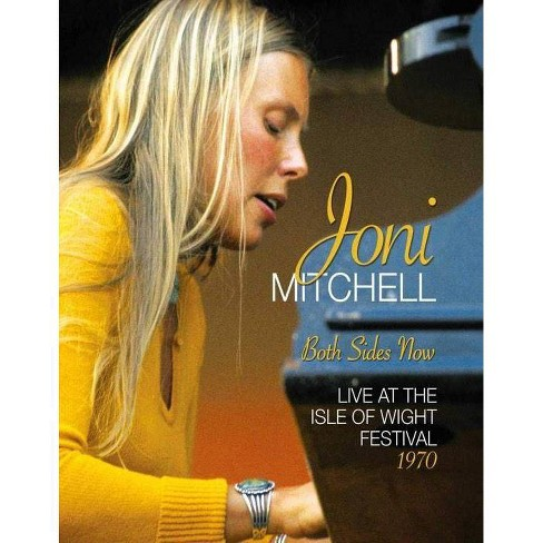 Joni Mitchell: Both Sides Now Live at Isle of Wight 1970 (Blu-ray) - image 1 of 1