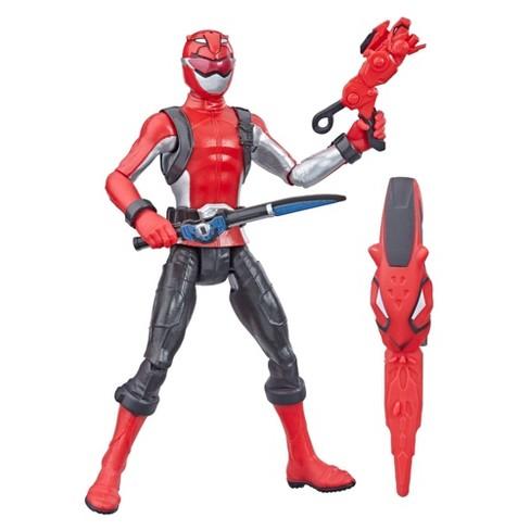 Power Rangers Beast Morphers Red Ranger 6