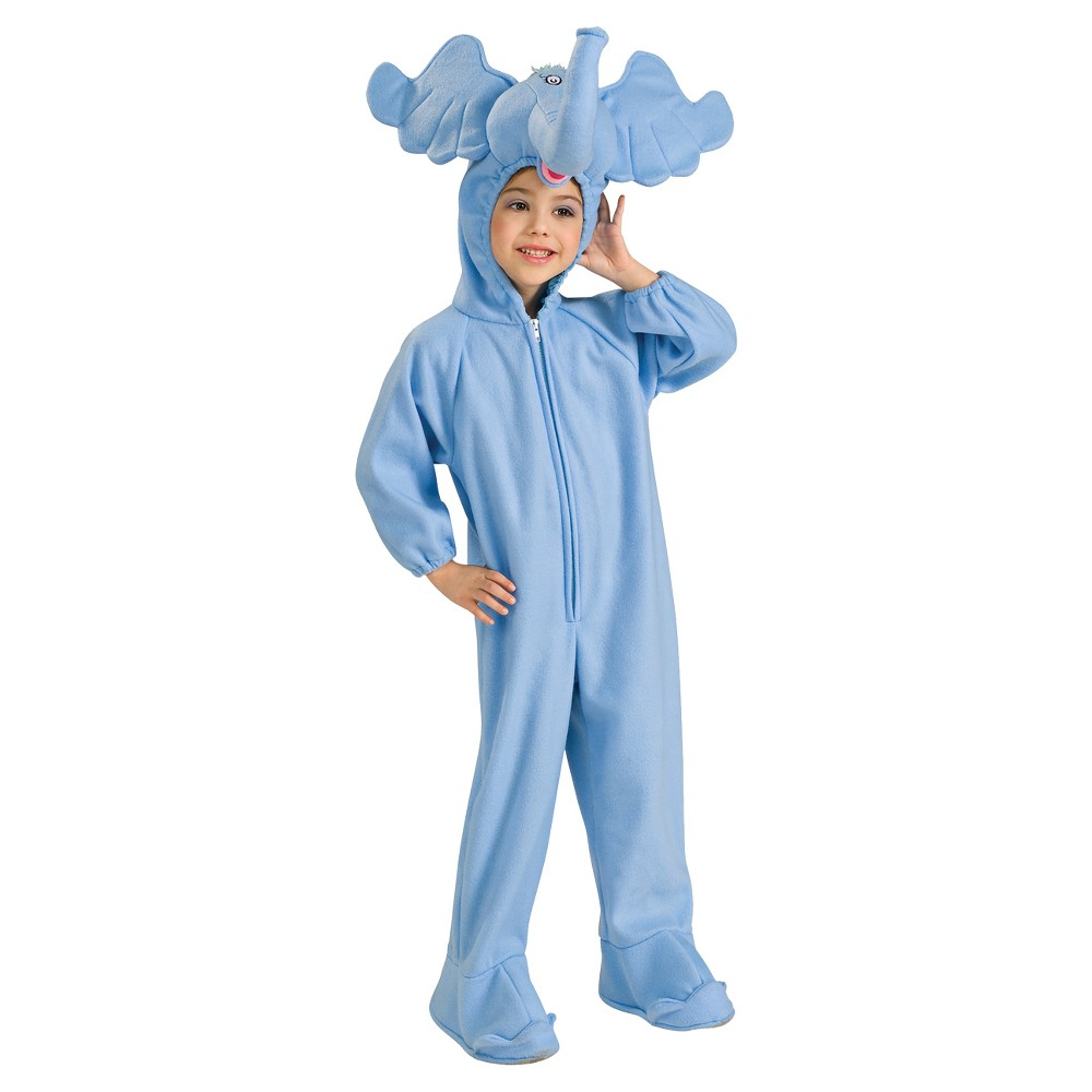 Boys' Horton Toddler Costume, Size: 2T-4T, Multi-Colored