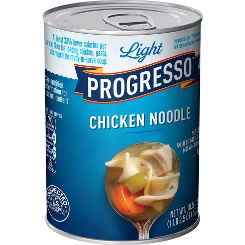 Progresso Light Chicken Noodle Soup 18
