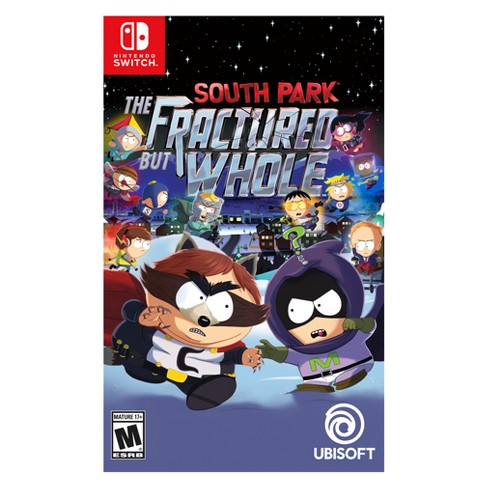 South Park: The Fractured But Whole - Nintendo Switch - image 1 of 4