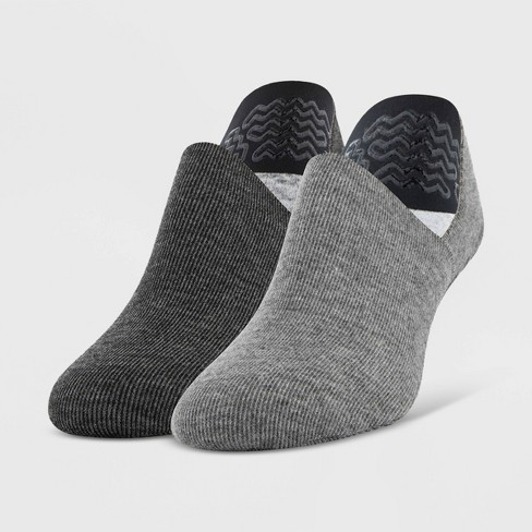 Peds Women's Cozy Slipper 2pk Liner Socks 5-10 - image 1 of 3