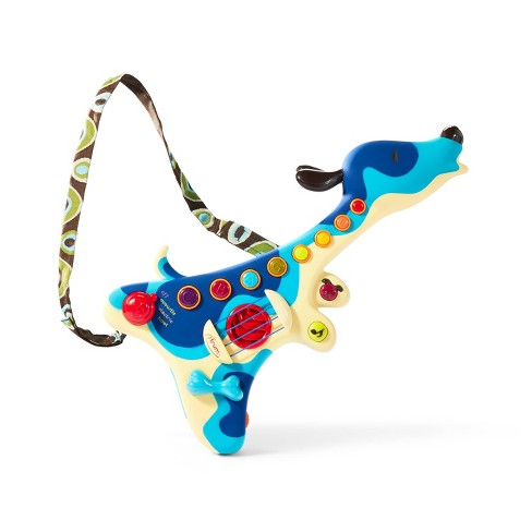 B. toys Interactive Dog Guitar - Woofer - image 1 of 4