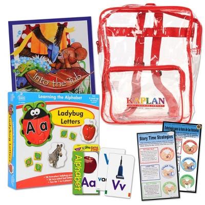 Kaplan Early Learning Transition to Kindergarten - Reading Kit