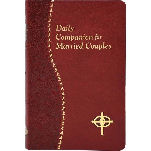 Daily Companion for Married Couples - by  Allan F Wright (Paperback) - image 1 of 1