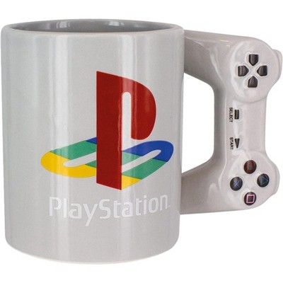 Paladone Products Ltd. PlayStation Controller 15 Ounce Ceramic Mug