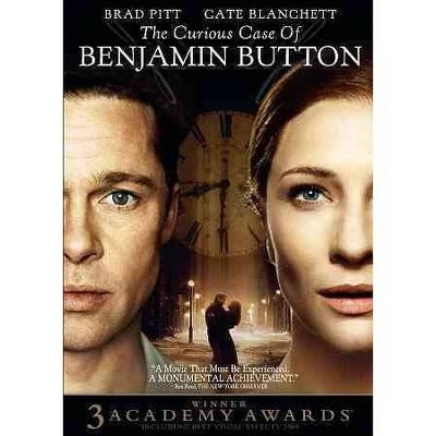 The Curious Case of Benjamin Button (2017 Repackage) (DVD)