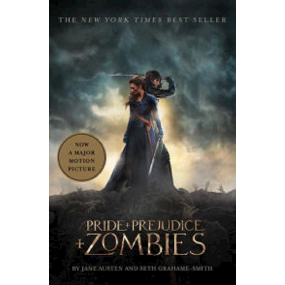 Pride and Prejudice and Zombies (Media Tie-In) (Paperback) by Jane Austen