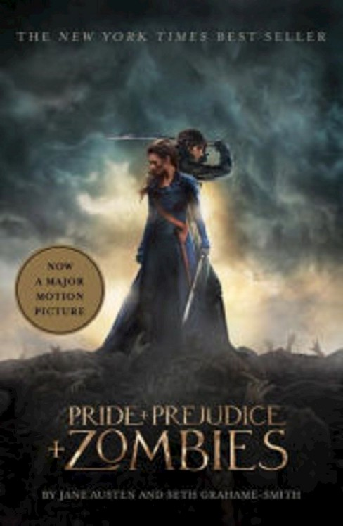 Pride and Prejudice and Zombies (Media Tie-In) (Paperback) by Jane Austen - image 1 of 1