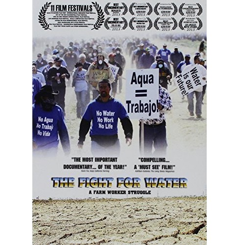 Fight for water:Farm worker struggle (DVD) - image 1 of 1