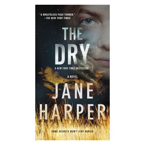 The Dry -  by Jane Harper (Paperback) - image 1 of 1