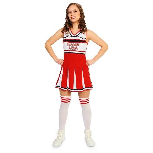 Women's Sassy Team Cheer Costume L - image 1 of 1
