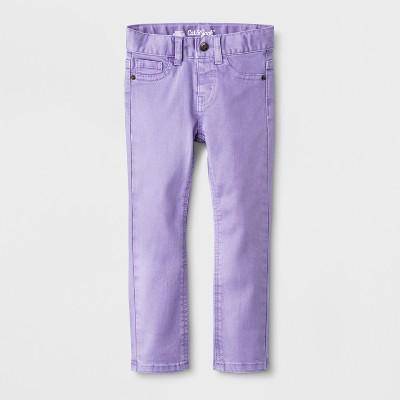 Toddler Girls' Jeans - Cat & Jack™ Hushed Violet 12M
