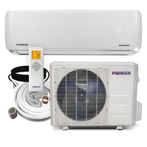 Pioneer 18000 BTU 208/230V Ductless Mini Split Air Conditioner Heat Pump System - image 1 of 4