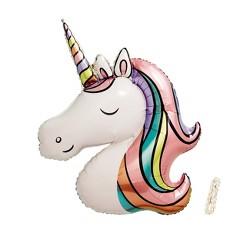 """36"""" Unicorn Foil Balloon - Spritz™"""