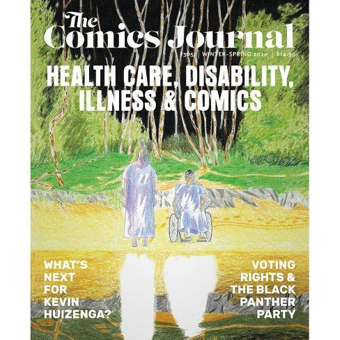 The Comics Journal #305 - (Paperback) - image 1 of 1