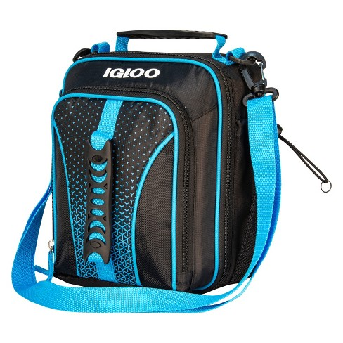 Igloo Hot Brights Vertical Lunch Bag