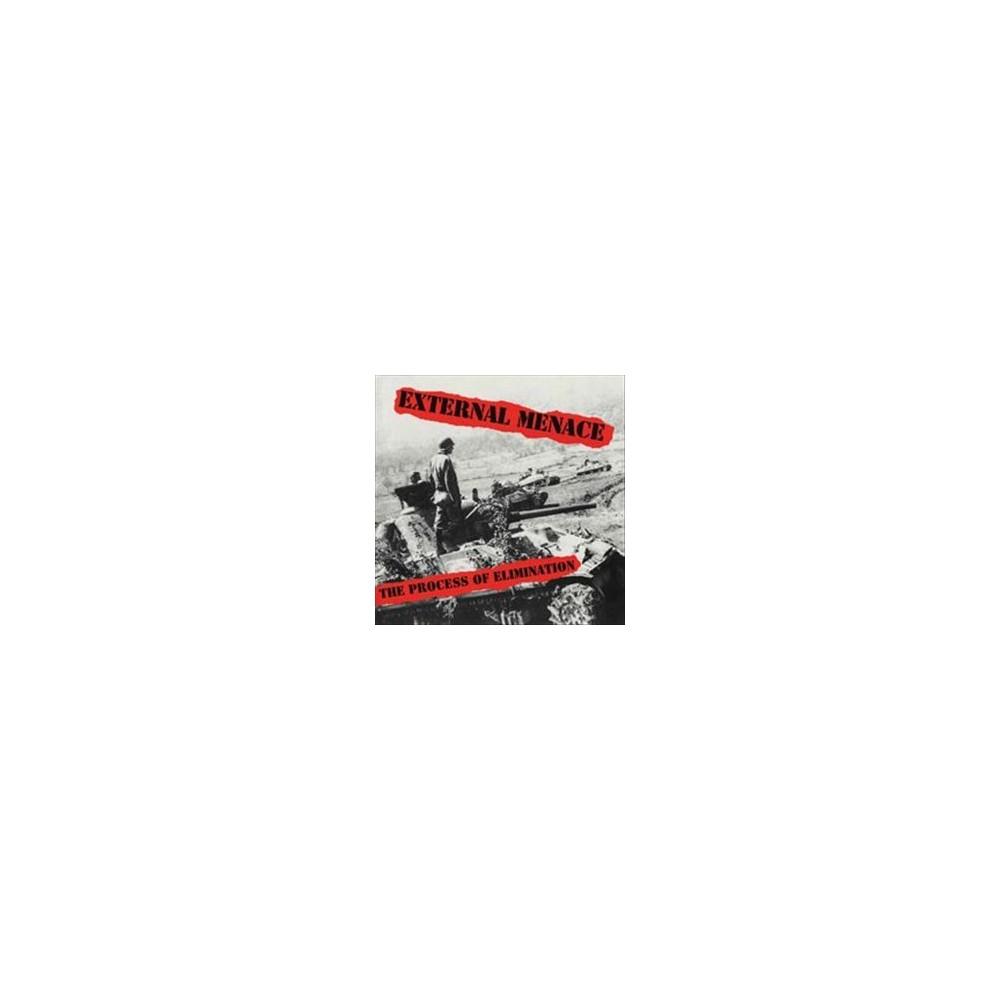 External Menace - Process Of Elimiation (CD)