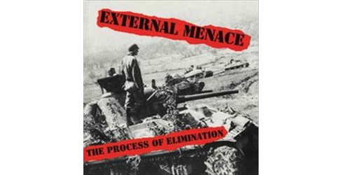 External Menace - Process Of Elimiation (CD) - image 1 of 1