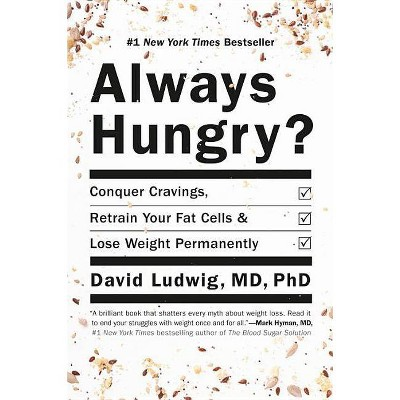 Always Hungry by David Ludwig M.D., PH.D (Hardcover)