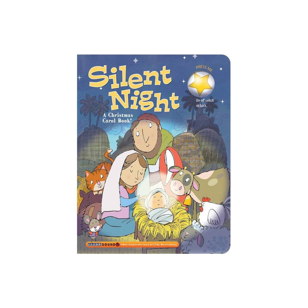 Silent Night Christmas Carol Book By Ron Berry Board Book