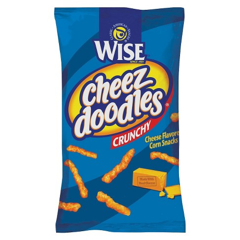 Wise® Cheez Doodles - 8.5oz - image 1 of 1