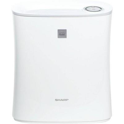 Sharp 143 sq. ft. Air Purifier HEPA Filter Rooms
