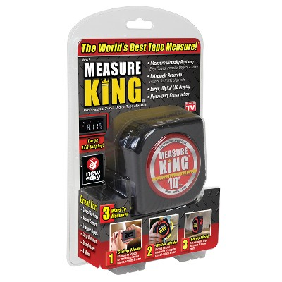 As Seen on TV Measuring Tape Black