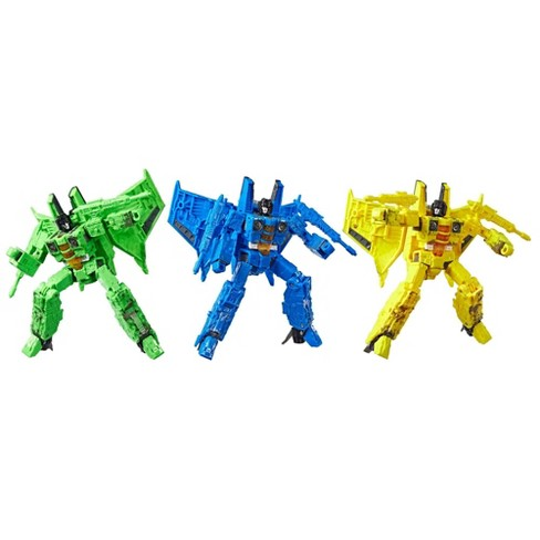 Transformers Siege War For Cybertron Seekers Action Figure 3pk - image 1 of 3