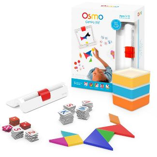 Osmo Genius Kit Educational Play System - (Osmo iPad Base Included)