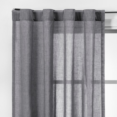2pk Basics Curtain Panels - Made By Design™ - image 1 of 5