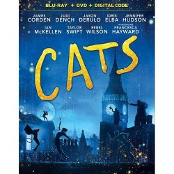 Cats (Blu-Ray + DVD + Digital)
