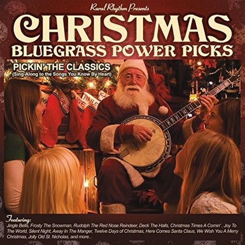 about this item - Bluegrass Christmas Songs