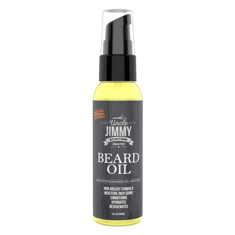 Image of Uncle Jimmy Beard Oil - 2 fl oz