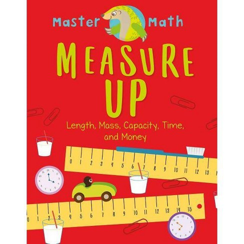 Measure Up - (Master Math) by  Anjana Chatterjee (Hardcover) - image 1 of 1