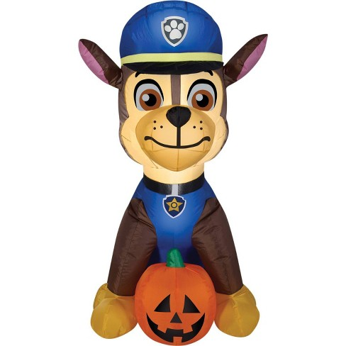 Airblown Paw Patrol Chase Halloween Inflatable Decorations - image 1 of 1