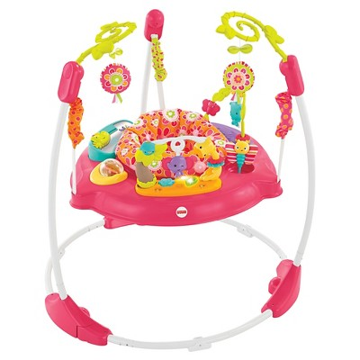 Fisher-Price Pink Petals Jumperoo™