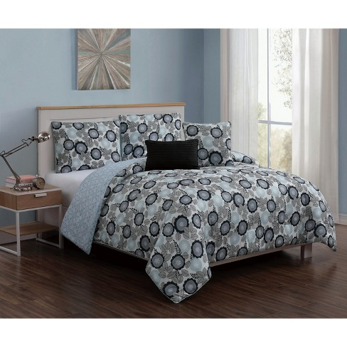 5pc Marka Comforter Set - Geneva Home Fashion - image 1 of 1