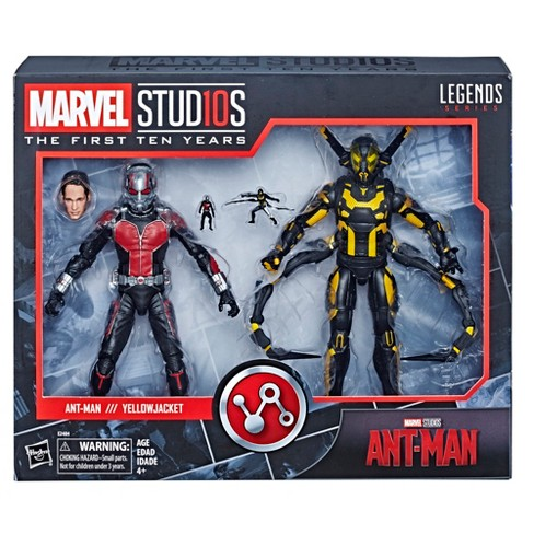 marvel studios the first ten years ant man ant man and yellow