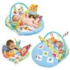 Yookidoo Play N Nap Gymotion 3-Stage Activity Gym - image 2 of 4