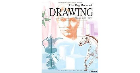 The Big Book of Drawing (Hardcover) - image 1 of 1
