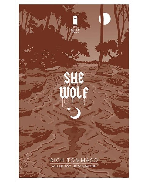 She Wolf 2 (Paperback) (Rich Tommaso) - image 1 of 1