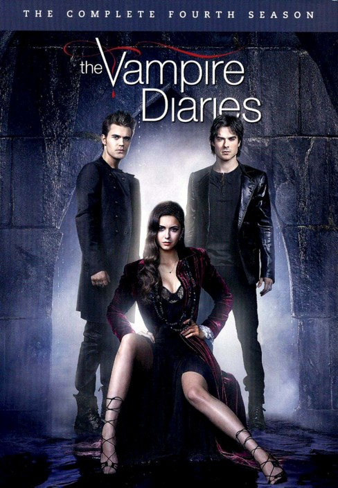 The Vampire Diaries: The Complete Fourth Season (5 Discs) (Widescreen) - image 1 of 1