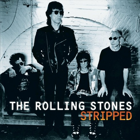 Rolling stones - Stripped (CD) - image 1 of 10